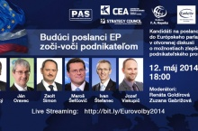 The Pre-election Debate With Candidates to the European Parliament